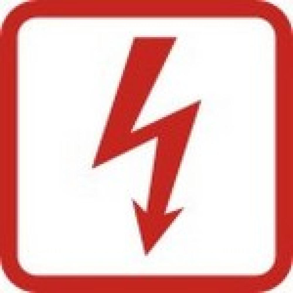 Монтаж электрической тепловой завесы мощностью до 19 кВт: установка